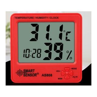 Đồng hồ đo nhiệt độ độ ẩm Smart Sensor AS808