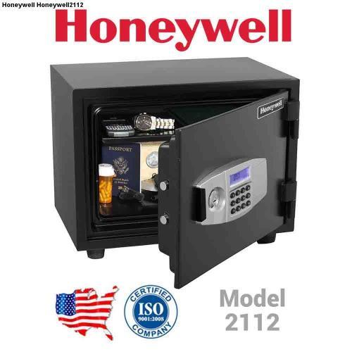 Két sắt chống cháy, chống nước Honeywell 2112 khoá cơ