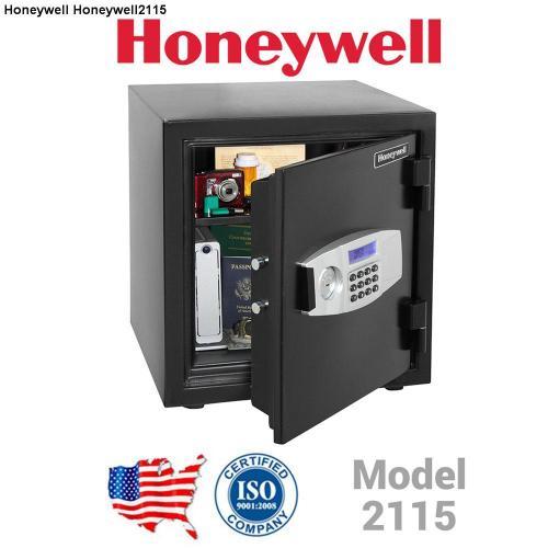 Két sắt chống cháy, chống nước Honeywell 2115 khoá điện tử