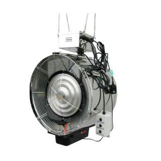 Quạt phun sương công nghiệp ly tâm treo tường Mitsuta HW-26MC08
