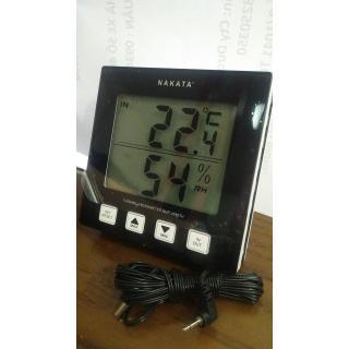 Đồng hồ đo nhiệt độ độ ẩm Nakata NHP-2099TH