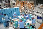 Ứng dụng máy hút ẩm công nghiệp trong sản xuất hộp giấy bao bì