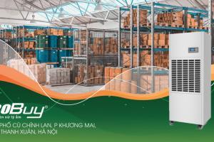 Vai trò của máy hút ẩm công nghiệp công suất lớn trong sản xuất