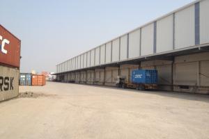 Giải pháp kiểm soát độ ẩm trong các kho hàng tại cảng, bến tàu