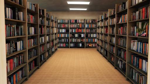 thu vien Xử lý ẩm cho nhà sách, thư viện bằng máy hút ẩm